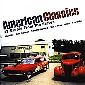 American Classics: 17 Greats From The States, Various Artists, Very Good Import