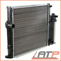 ENGINE COOLING RADIATOR BMW E39 520 523 528 WITH AUTOMATIC AIR CONDITIONING