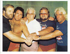 Four IV 4 Horsemen Horseman Ric Flair photo picture 8 Xby 10 WCW NWA WWE WWF AWA