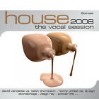 CD House: The Vocal Session Volume 3 de Various Artists 2CDs