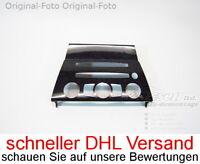garniture, Cache Bloc de commande de la climatisation Tableau de bord BMW E63