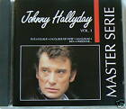 MASTER SERIE vol 1 BEST OF - HALLYDAY JOHNNY (CD)