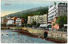 Abbazia - viaggiata per la Germania nel 1911