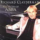 Plays The Hits Of Abba, Clayderman, Richard, Very Good CD