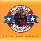 (CD) Confederate Railroad - When and Where (Jun-1994, Atlantic (Label))