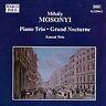 MOSONYI: PIANO TRIO IN B FLAT MAJOR OP. 1 NEW CD