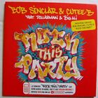 BOB SINCLAIR & CUTEE B Rock this party CD Single