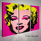 QUADRO MODERNO MARILYN MONROE POP ART BAR DISCO QUADRI MODERNI CASA BILDER