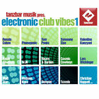 CD Electronic Club Vibes Volume 1 par Barre de danse Musique d'Artistes divers