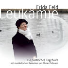 FRIDA CAMPO Leucemia - Un poético Tagebuch (2CDs) Nuevo