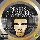 CD R'n'B and Hip Hop Finest Perles n Trésors d'Artistes divers