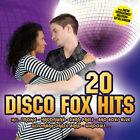 CD 20 Disco Fox Hits d'Artistes divers