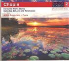 CHOPIN FAVOURITE PIANO WORKS BALLADES, SCHERZI & POLONAISES - 2 CD BOX SET