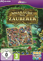 SMARAGDE DER ZAUBERER  MATCH-3-SPIEL  PC CD-ROM