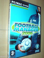 Football Manager 2006    PC   games
