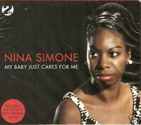 NINA SIMONE MY BABY JUST CARES FOR ME 2 CD BOX SET