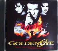 Eric SERRA (CD) GOLDENEYE - JAMES BOND OO7 BOF SOUNDTRACK - BROSNAN TINA TURNER