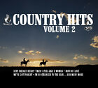 CD Country Hits Volume 2 d'Artistes divers 2CDs incl. Achy Breaky Coeur
