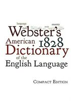 Webster's 1828 American Dictionary of the English Language (Paperback or Softbac