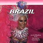 Music of the World - Brazil, Various Artists, Very Good CD