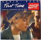 COCA COLA (45 Tours Publicitaire) Robin BECK First time