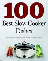 100 Best Slow Cooker,  | Paperback Book | Good | 9781445461922