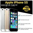 Apple iPhone 5S - 16GB 32GB 64GB - Gold/Silver/Space Grey - (UNLOCKED/SIM FREE)