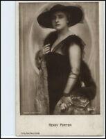 Bühne Film Theater ~1910/20 Echtfoto-AK HENNY PORTEN