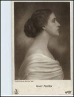 Film Bühne Kunst 1910/20 Porträt Echtfoto HENNY PORTEN