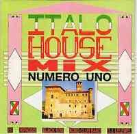 Italo House Mix - Numero Uno - Maxi CD - Black Box Hipnosis Koxo Club Band
