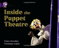 Inside the Puppet Theatre: Band 08/Purple (Colli... by Collins Big Cat Paperback