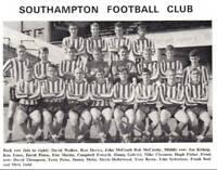 SOUTHAMPTON FOOTBALL TEAM PHOTO>1967-68 SEASON