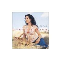 Cyndi Thomson - My World - Cyndi Thomson CD Z4VG The Fast Free Shipping