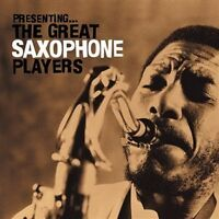Presenting the Great Saxophone Players, Various Artists, Very Good Single, Impor