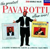The Greatest Album Ever, Luciano Pavarotti CD | 0028943617321 | Good
