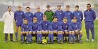 CHELSEA FOOTBALL TEAM PHOTO>1967-68 SEASON