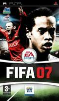 FIFA 07 (PSP), Sony PSP, Sony PSP | 5030930051433 | Acceptable