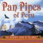 Pan Pipes of Peru: the Authentic Sound of the Andes, Various Artists CD | 501429