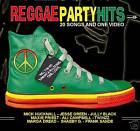 CD Reggae Party Hits de Varios Artistas