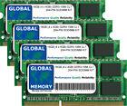 16GB (4 x 4GB) DDR3 1066MHz PC3-8500 204-PIN SODIMM RAM KIT FOR IMAC LATE 2009