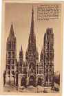 76 - cpa - ROUEN - La cathédrale