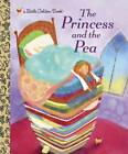 NEW HARDCOVER LITTLE GOLDEN BOOK ~ THE PRINCESS AND THE PEA