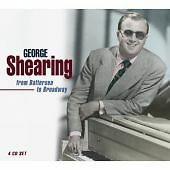 George Shearing - From Battersea to Broadway 4cd new / sealed free uk postage