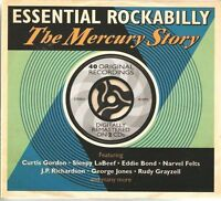 ESSENTIAL ROCKABILLY THE MERCURY STORY - 2 CD BOX SET