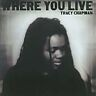 Where You Live, Tracy Chapman CD | 0075678380327 | New