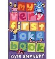 My Very First Joke Book, Kaye Umansky | Paperback Book | Good | 9780141317144