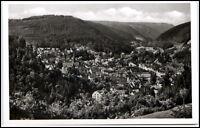Calw Schwarzwald Ansichtskarte ~1950/60 Gesamtansicht auf die Stadt