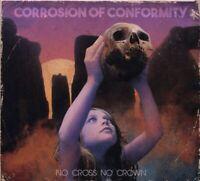 CORROSION OF CONFORMITY - NO CROSS NO CROWN NEW CD