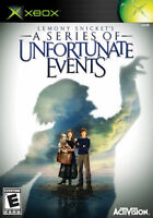 Lemony Snicket's A Series of Unfortunate Events (Xbox), Very Good Xbox, Xbox, No