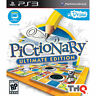 PlayStation 3 : uDraw Pictionary: Ultimate Edition VideoGames